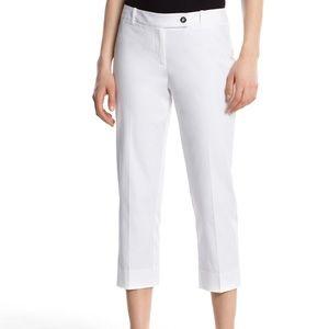 NWT White House Black Market Crop Pants